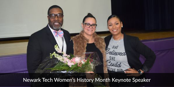 Newark-Tech-Women's-History-Month-Keynote-Speaker